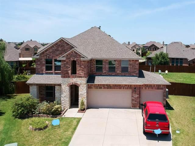 1951 Sundown Drive, Little Elm, TX 75068 (MLS #14382612) :: The Kimberly Davis Group