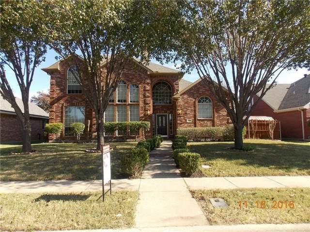 3306 Parkhurst Lane, Richardson, TX 75082 (MLS #14382627) :: Tenesha Lusk Realty Group