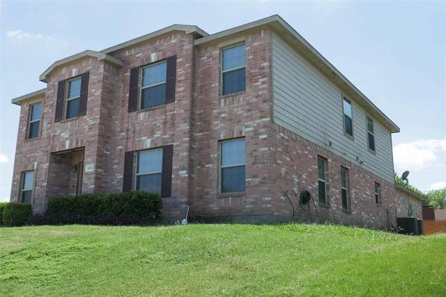 1121 Beeblossom Drive, Desoto, TX 75115 (MLS #14382631) :: Team Tiller