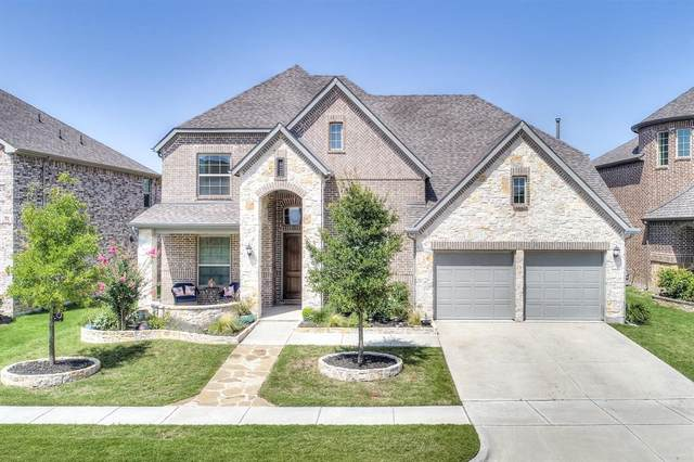 2105 Shrewsbury Drive, Mckinney, TX 75071 (MLS #14382642) :: Potts Realty Group