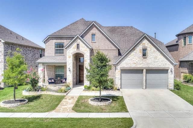 2105 Shrewsbury Drive, Mckinney, TX 75071 (MLS #14382642) :: Century 21 Judge Fite Company