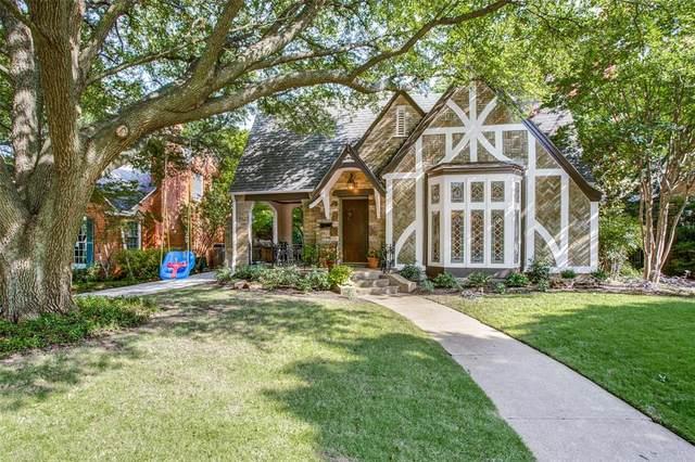 6914 Westlake Avenue, Dallas, TX 75214 (MLS #14382647) :: All Cities USA Realty