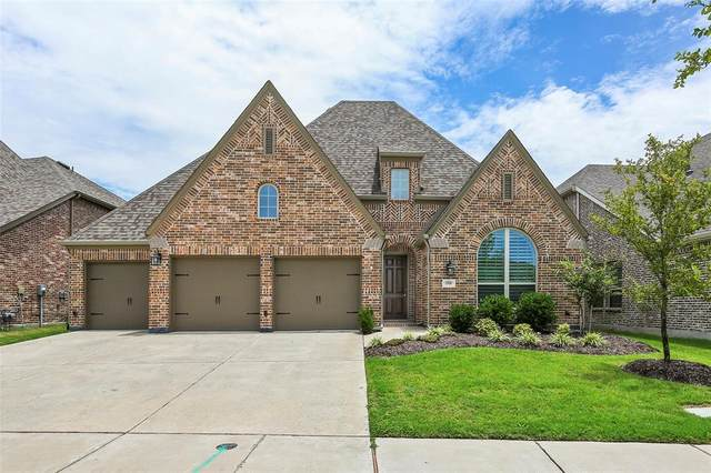 3508 Jersey Road, Melissa, TX 75454 (MLS #14382648) :: The Good Home Team