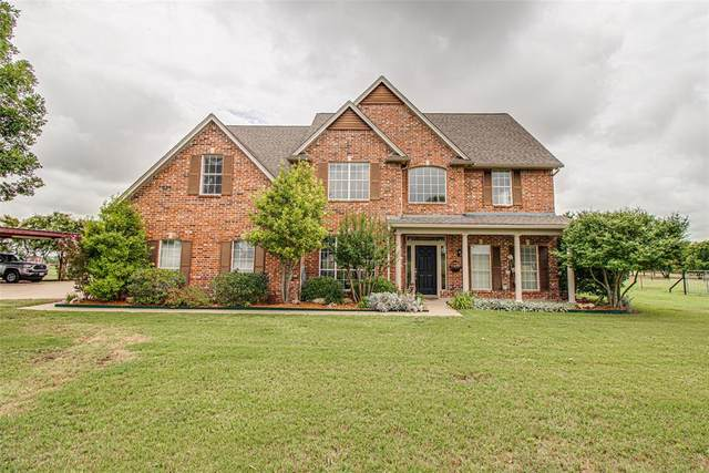 3221 Fm 1446, Waxahachie, TX 75167 (MLS #14382651) :: The Welch Team