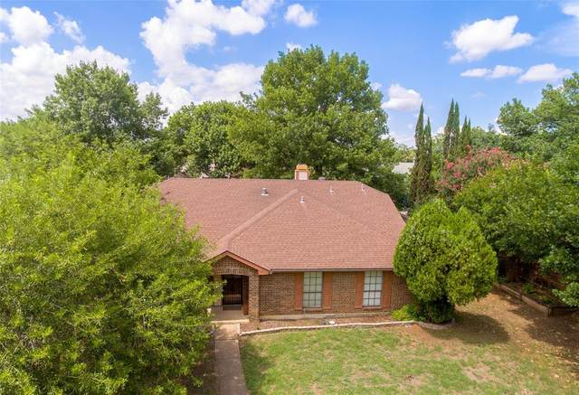 549 Gillespie Drive, Allen, TX 75002 (MLS #14382653) :: The Kimberly Davis Group