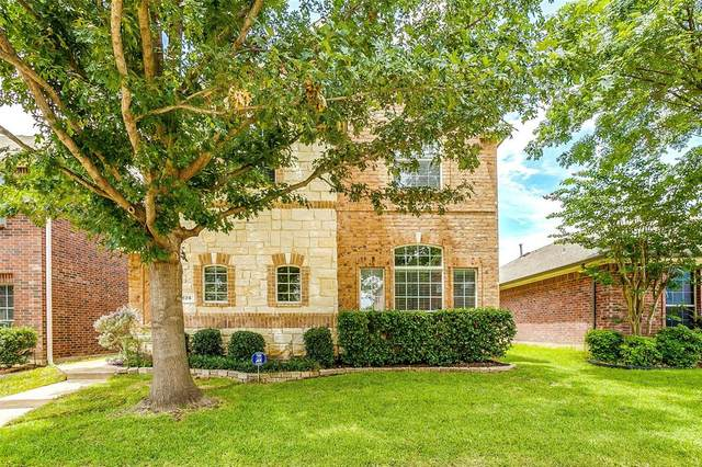 624 Gentry Lane, Flower Mound, TX 75028 (MLS #14382656) :: The Rhodes Team