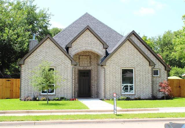 5813 Pollard Drive, Westworth Village, TX 76114 (MLS #14382665) :: RE/MAX Landmark