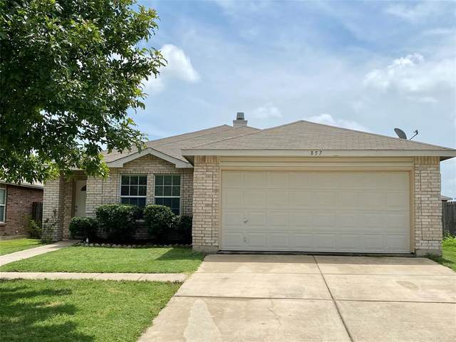 857 Cats Eye Drive, Fort Worth, TX 76179 (MLS #14382671) :: The Mitchell Group