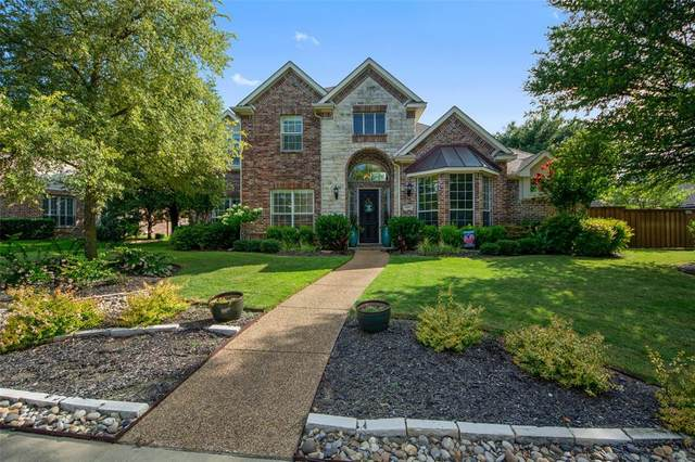 607 Wills Point Drive, Allen, TX 75013 (MLS #14382679) :: The Kimberly Davis Group