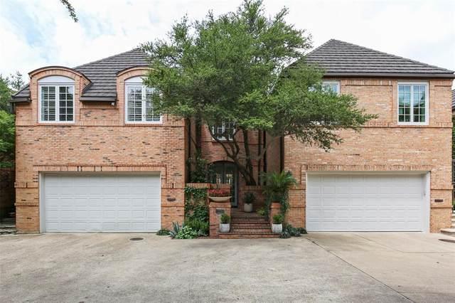3514 N Fitzhugh Avenue, Dallas, TX 75204 (MLS #14382717) :: Team Tiller