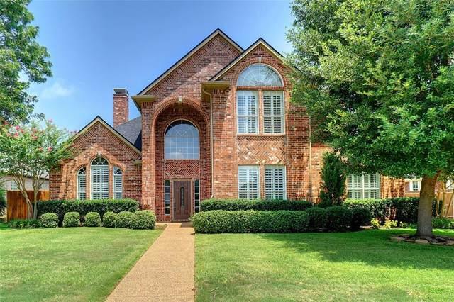 208 Mill Wood Court, Colleyville, TX 76034 (MLS #14382728) :: The Mauelshagen Group