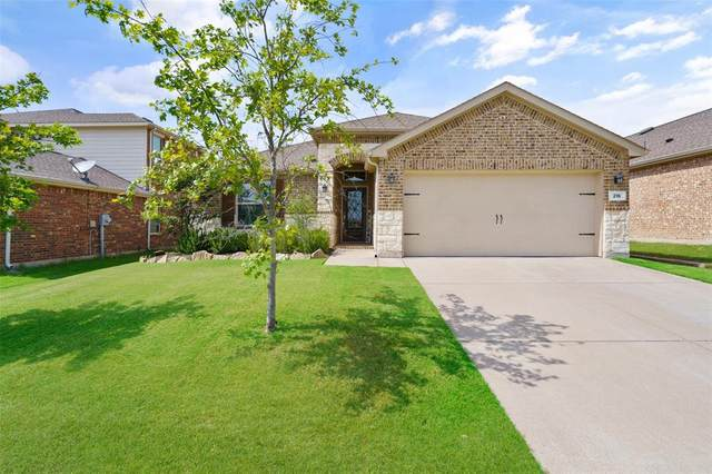 216 Oxford Drive, Fate, TX 75189 (MLS #14382744) :: The Welch Team