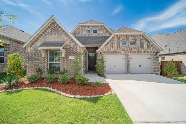 1539 Wheatley Way, Forney, TX 75126 (MLS #14382746) :: Results Property Group