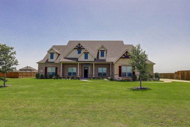 430 Revielle Run Road, Waxahachie, TX 75167 (MLS #14382754) :: HergGroup Dallas-Fort Worth