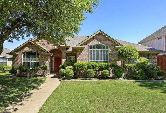 1208 Sonoma Drive, Allen, TX 75013 (MLS #14382755) :: The Kimberly Davis Group