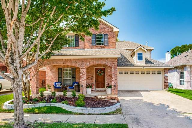 8112 Rancho De La Osa Trail, Mckinney, TX 75070 (MLS #14382762) :: The Mauelshagen Group