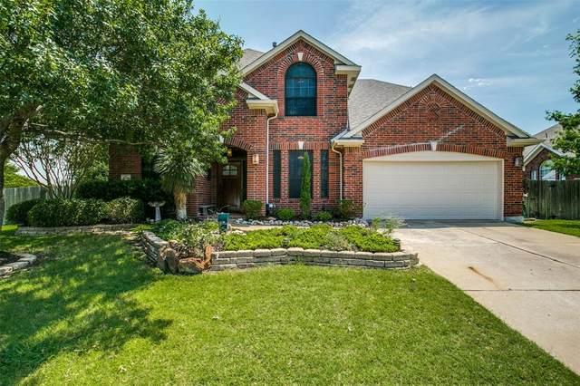 806 Bayou Court, Wylie, TX 75098 (MLS #14382780) :: Tenesha Lusk Realty Group