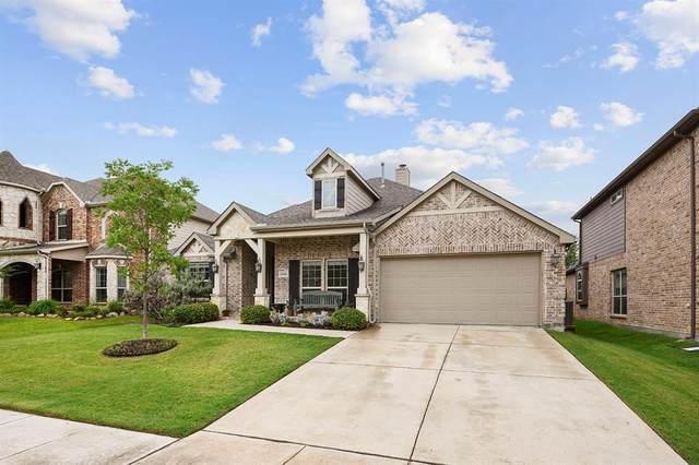 11900 Presario Road, Mckinney, TX 75071 (MLS #14382786) :: All Cities USA Realty