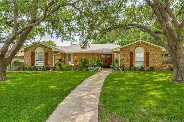 319 Forest Grove Drive, Richardson, TX 75080 (MLS #14382797) :: The Mauelshagen Group
