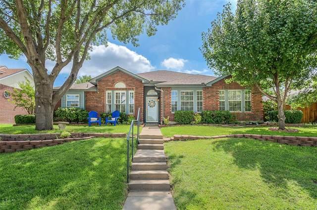 2089 Briarcliff Road, Lewisville, TX 75067 (MLS #14382801) :: Baldree Home Team