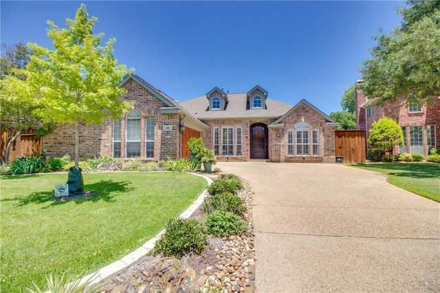 508 Layton Drive, Coppell, TX 75019 (MLS #14382805) :: The Rhodes Team