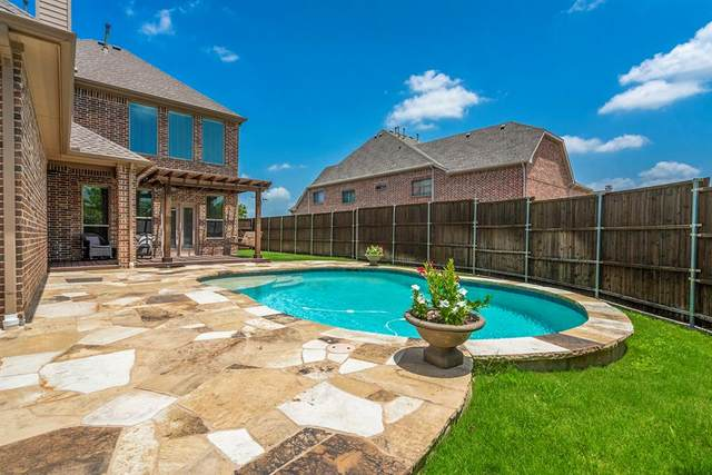 2959 Bainbridge Lane, Frisco, TX 75034 (MLS #14382812) :: All Cities USA Realty