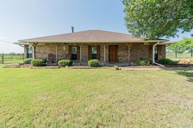 870 Stiff Chapel Road, Gunter, TX 75058 (MLS #14382818) :: Justin Bassett Realty