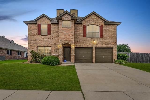 7449 Durness Drive, Fort Worth, TX 76179 (MLS #14382834) :: Team Tiller