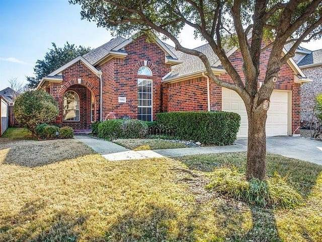 9902 Links Fairway Drive, Rowlett, TX 75089 (MLS #14382838) :: Hargrove Realty Group