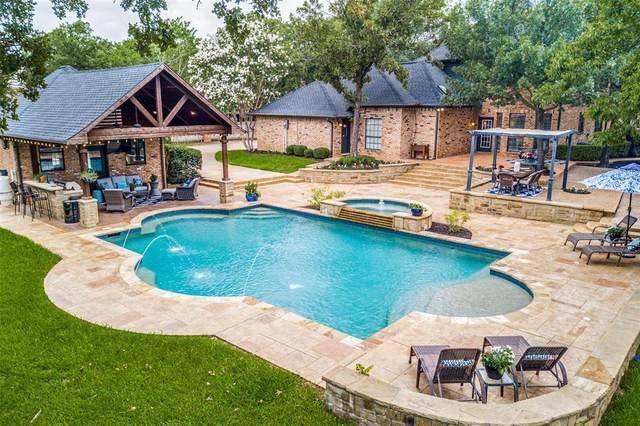 440 Canyon Oaks Drive, Argyle, TX 76226 (MLS #14382844) :: Justin Bassett Realty