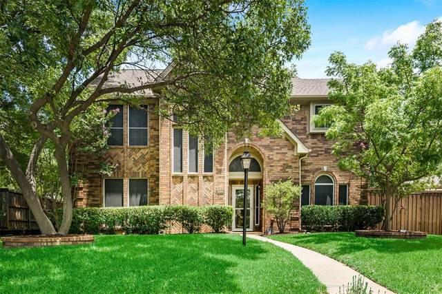 3304 Hillpark Lane, Carrollton, TX 75007 (MLS #14382850) :: Team Tiller