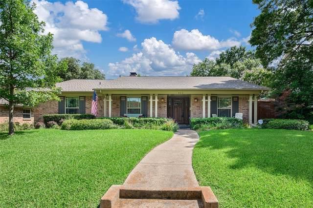 425 Lawndale Drive, Richardson, TX 75080 (MLS #14382865) :: The Mauelshagen Group