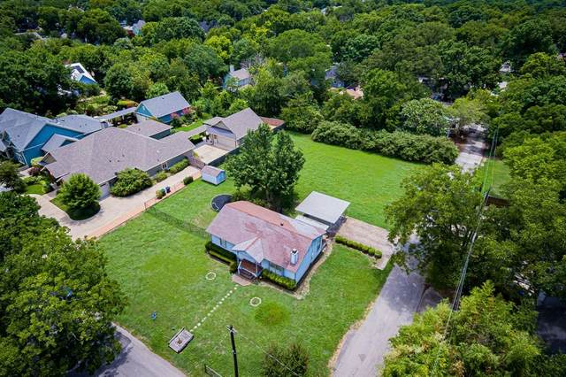1109 Hill Street, Mckinney, TX 75069 (MLS #14382872) :: Real Estate By Design