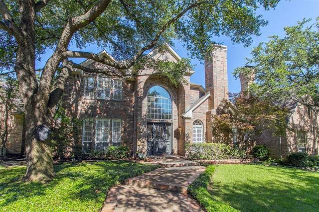 7331 Lane Park Court, Dallas, TX 75225 (MLS #14382874) :: Bray Real Estate Group