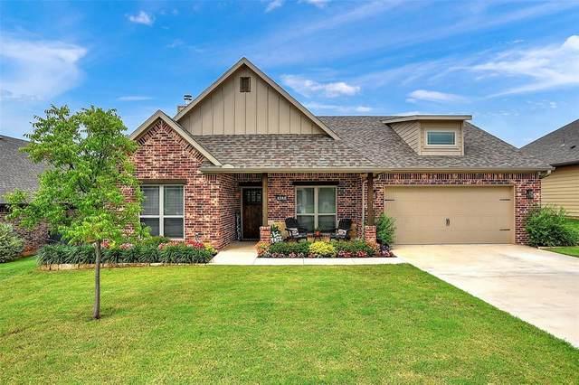 2821 S Lillis Lane, Denison, TX 75020 (MLS #14382876) :: Real Estate By Design