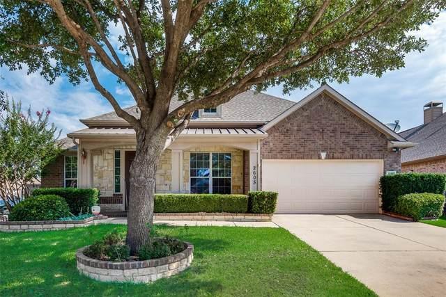 2605 Wilderness Drive, Little Elm, TX 75068 (MLS #14382882) :: The Kimberly Davis Group