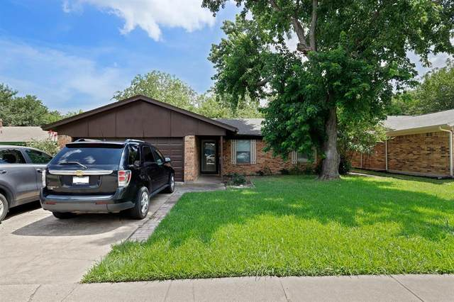 424 Pearl Street, Keller, TX 76248 (MLS #14382883) :: Justin Bassett Realty