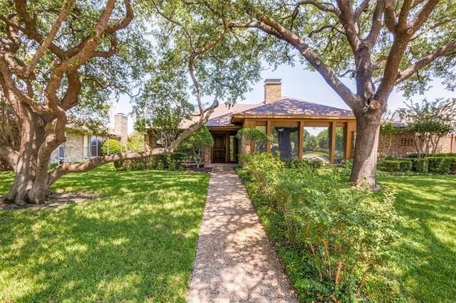 13126 Fall Manor Drive, Dallas, TX 75243 (MLS #14382900) :: Robbins Real Estate Group
