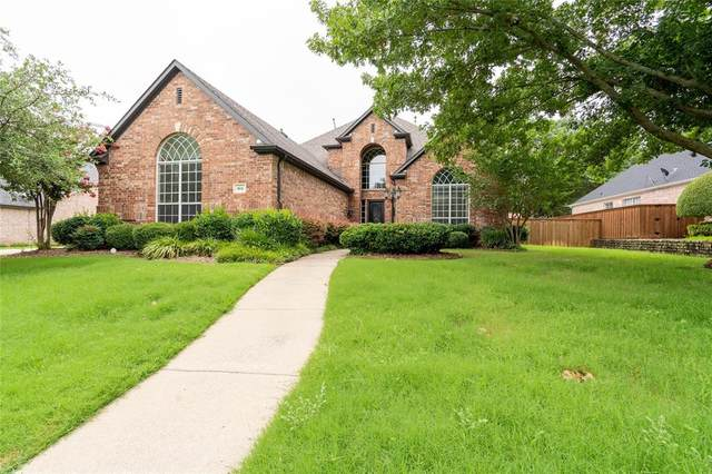804 Parkwood Court, Mckinney, TX 75072 (MLS #14382915) :: Hargrove Realty Group