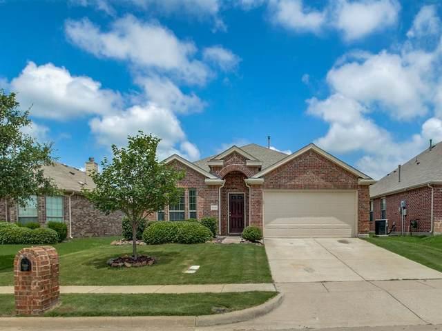 5128 Hidden Knolls Drive, Mckinney, TX 75071 (MLS #14382917) :: All Cities USA Realty