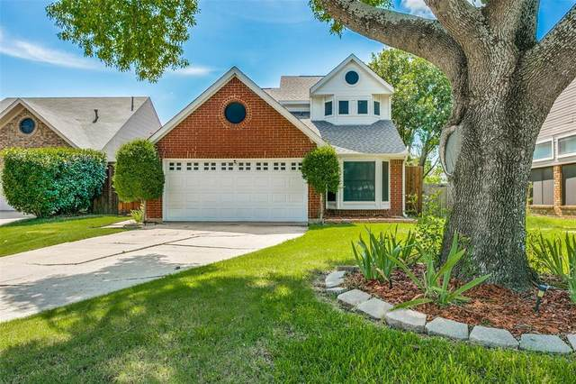2082 Sundance Court, Lewisville, TX 75067 (MLS #14382923) :: The Mauelshagen Group