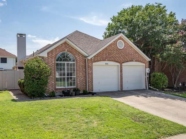 924 Plantation Drive, Lewisville, TX 75067 (MLS #14382931) :: Post Oak Realty