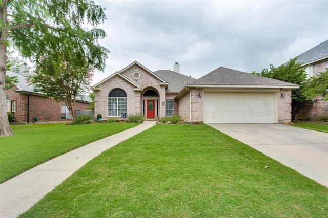 7608 Waterside Place, Denton, TX 76210 (MLS #14382934) :: Baldree Home Team