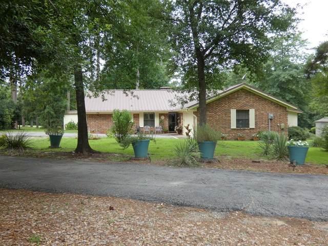268 Bent Horseshoe Lane, Holly Lake Ranch, TX 75765 (MLS #14382936) :: Team Tiller