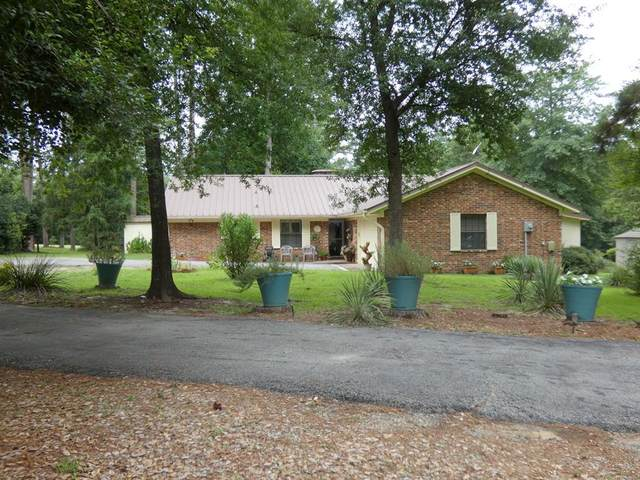 268 Bent Horseshoe Lane, Holly Lake Ranch, TX 75765 (MLS #14382936) :: The Kimberly Davis Group