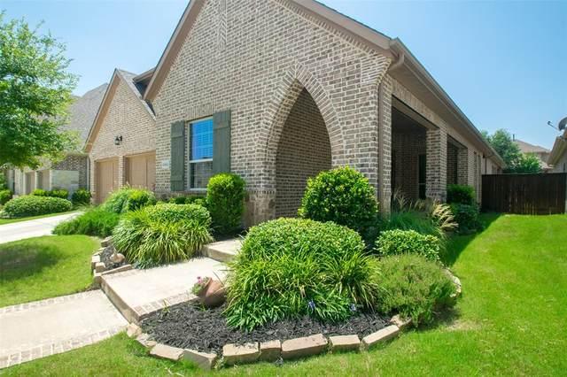 8904 Honeysuckle Drive, Lantana, TX 76226 (MLS #14382943) :: The Welch Team