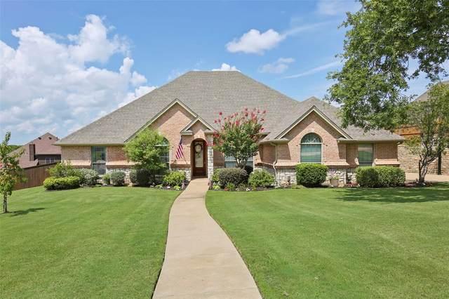 1803 Kendall Court, Keller, TX 76248 (MLS #14382948) :: The Kimberly Davis Group