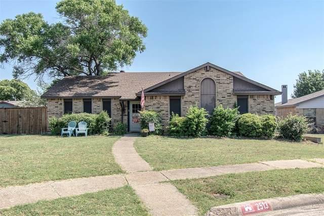 2513 Crown Circle, Garland, TX 75044 (MLS #14382951) :: The Good Home Team