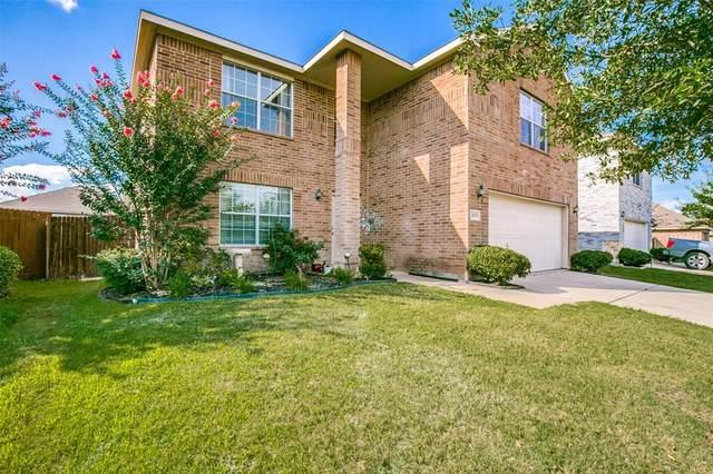 2035 Pine Knot Drive, Heartland, TX 75126 (MLS #14382956) :: The Mauelshagen Group