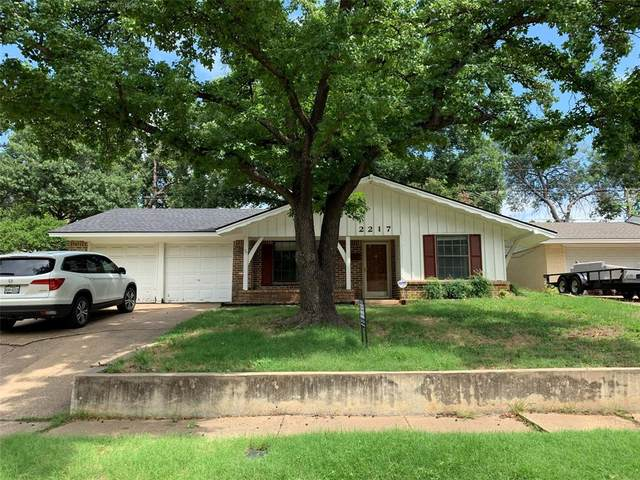 2217 Normandy Drive, Irving, TX 75060 (MLS #14382959) :: The Welch Team
